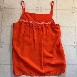 BCBGirls Silk Camisole